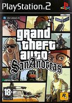 PS2 - Grand Theft Auto / GTA: San Andreas (2004)