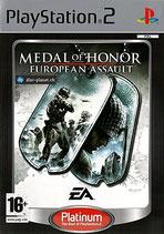 PS2 - Medal of Honor: European Assault (2006)
