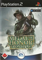 PS2 - Medal of Honor: Frontline (2002)