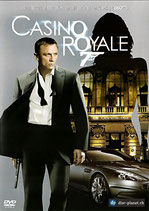 DVD - James Bond 007: Casino Royale (2006)