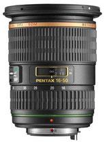 PENTAX SMC DA 16-50mm F/2.8 ED AL SDM