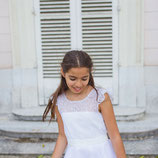 Robe de communion Charlotte
