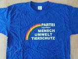 T-Shirt mit Partei-Logo