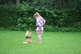 Kind & Hond samen