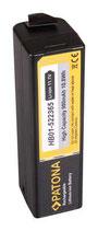 Akku f. DJI HB01 Osmo Handheld 4k Camera Zenmuse X3 Zenmuse X5 Zenmuse
