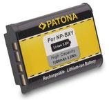 Akku f. Sony NP-BX1 BX BX1 NP-BX1 Cyber-shot AS100VR AS15 AS20 AS200