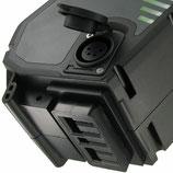 Unterrohr E-Bike Akku passend für Bosch System 36V