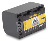 Akku f. Sony NP-FH70 DCR DCRDVD110(E) DCR-DVD110(E) DCRDVD150