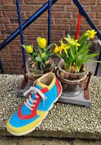 Bunte Schuhe von Eject