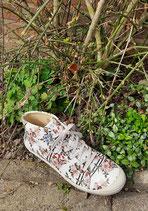 Blümchen Schuhe von Eject