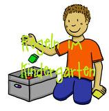Regeln im Kindergarten - Bilder