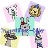Gruppenbildung - Bilder