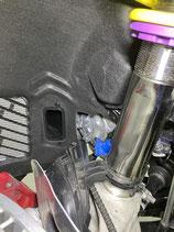 Luftleitblech Bremsenkühlung MINI  F56