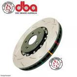 DBA 5000 Series Bremsscheiben 2-teilig T3 Bremstopf MINI F56 JCW vorne