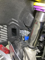 Luftleitblech Bremsenkühlung MINI  F57 Cabrio