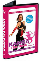 DVD Kangatraining Vol. 1+2