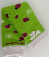 KangaHoppa Green Ladybugs