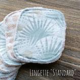 Gamme Lingettes ou mini-gant lavables sur mesure en micro éponge bambou by Fannygloo