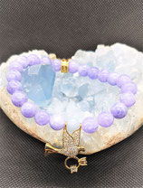bracelet angelite colombe
