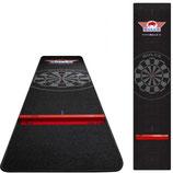 Bull's Carpet Dartmat + Oche, 300x65 cm