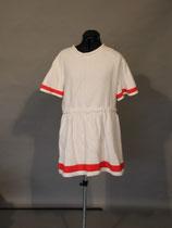 Römerkleid weiß
