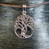 Sterling Silber Anhänger Tree of Life Talisman SS-1812.03 b