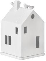Mini Lichthaus Vogelhaus