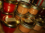 Country Candles - Apricot