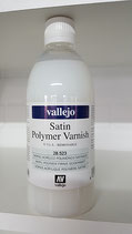 Polymeric Satin Varnish removable 500ml