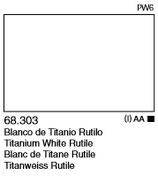 Titanium White Rutile