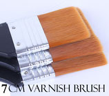 Flat 7 cm varnish brush