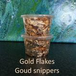 Gold Leaf / Blad goud  ( Imitation / Imitatie )