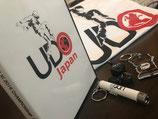 UDO JAPANサイトにバナー1枠1年間掲載して支援する