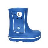 Croc band Stiefel blau