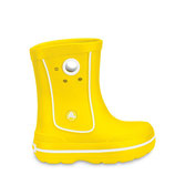 Croc band Stiefel gelb
