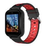 Smartwatch montre ANDROID + Application PTI pour la Protection du Travailleur Isolé