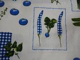 weiß - blaue Küchengeschichten