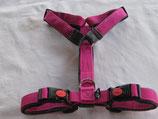MEDIUM: Führgeschirr25 mm Gurtband Breite für mittlere Hunde.