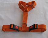 BRUSTGESCHIRR BASIC EXTRA SMALL:  15 mm Gurtbandbreite für kleine Hunde.