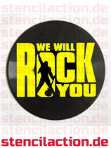 "Vinyl Queen ""We will rock you"" 2 - Deko-Schallplatte LP"