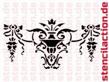 Schablone 0621 - Ornamente - Shabby