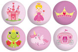Button-Set Prinzessin