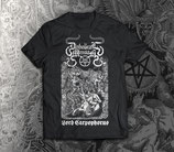 "DIABOLICAL MESSIAH ""Lord Carpophorus""  T shirt"