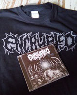 ENCRYPTED - T shirt + MCD + sticker PACKAGE
