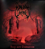 "FUNERAL WHORE ""Step Into Damnation"" CD"