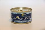 Moonlight Dinner Nr.3 Thunfish, Huhn, Shrimps und Tintenfisch im eigenen Saft