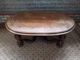 Vintage eiken salontafel | Art.nr: 0064