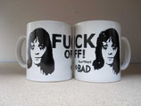 LOVELY MUG - FUCK OFF