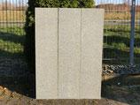Granitpalisade 100x24x8 cm graphit