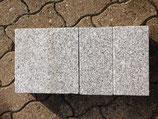 Granitpalisade 24x12x8 cm grauweiß 50 Stück